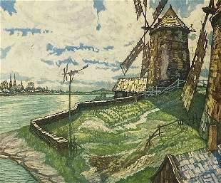NICHOLAS HORNYANSKY ARCA, OSA, CPE (1896-1965