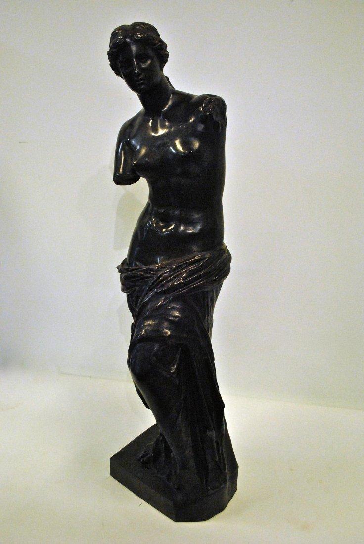 A BRONZE BY R. SAUVAGE, 'VENUS DE MILO',