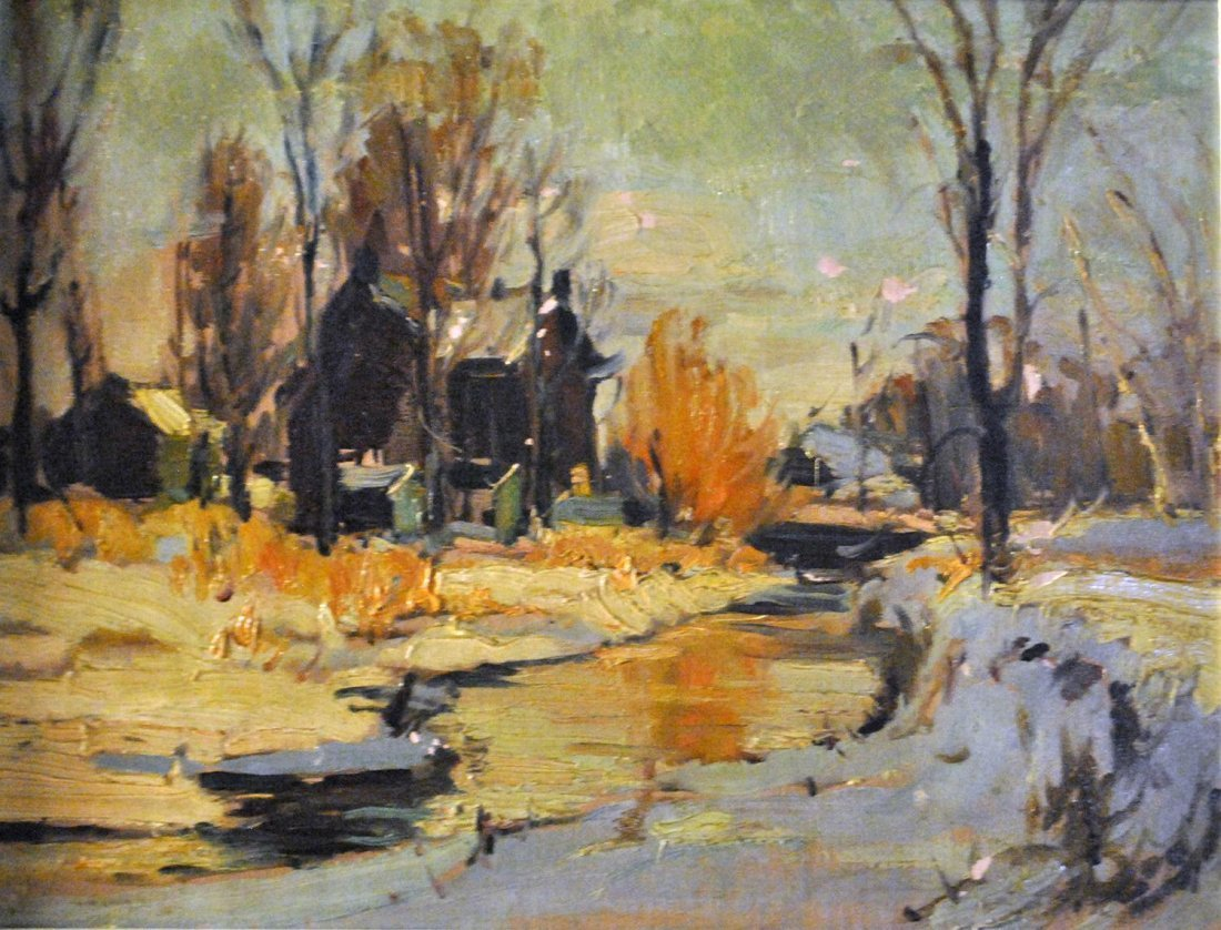 Brooks, Frank Leonard  (Canadian, 1911 - 2011)