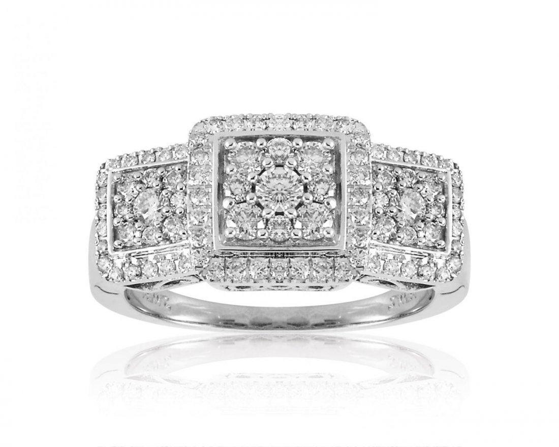 LADY'S DIAMOND RING