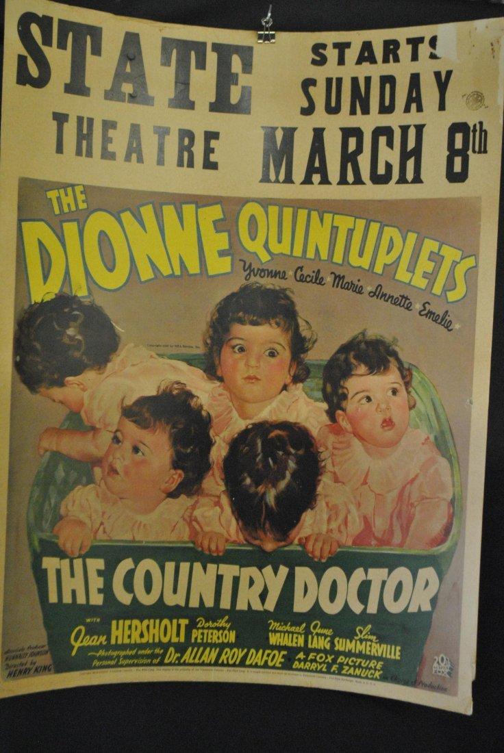 Dionne Quintuplets,