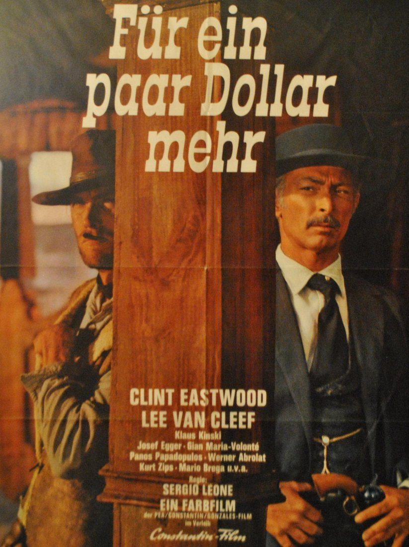 For a Few Dollars More,