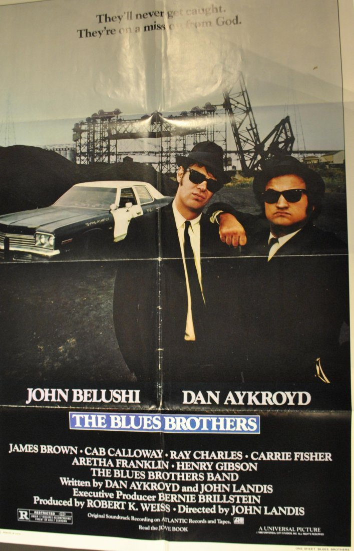 Blues Brothers (1980),