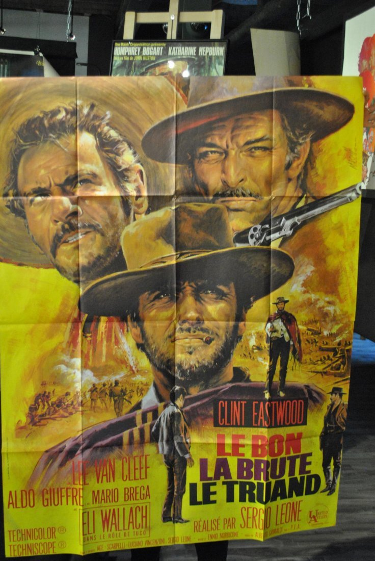 The Good, The Bad, and the Ugly (1968),
