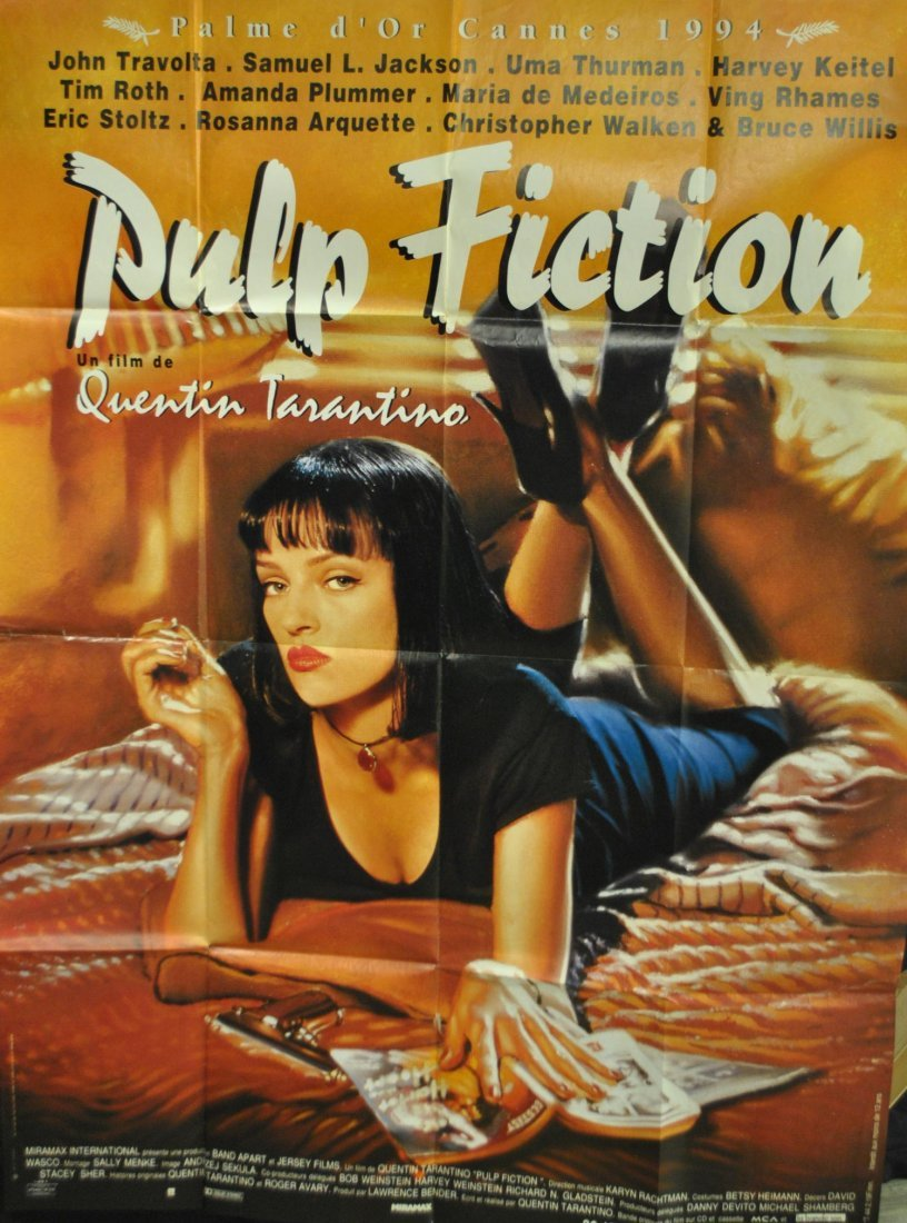Pulp Fiction (1994),