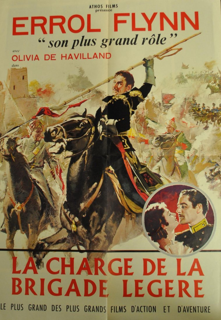 Charge of the Light Brigade (1938),