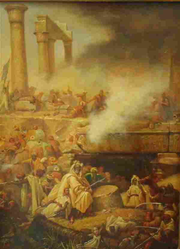 Original Rodgers Neilson 1-st Franco-Moroccan War