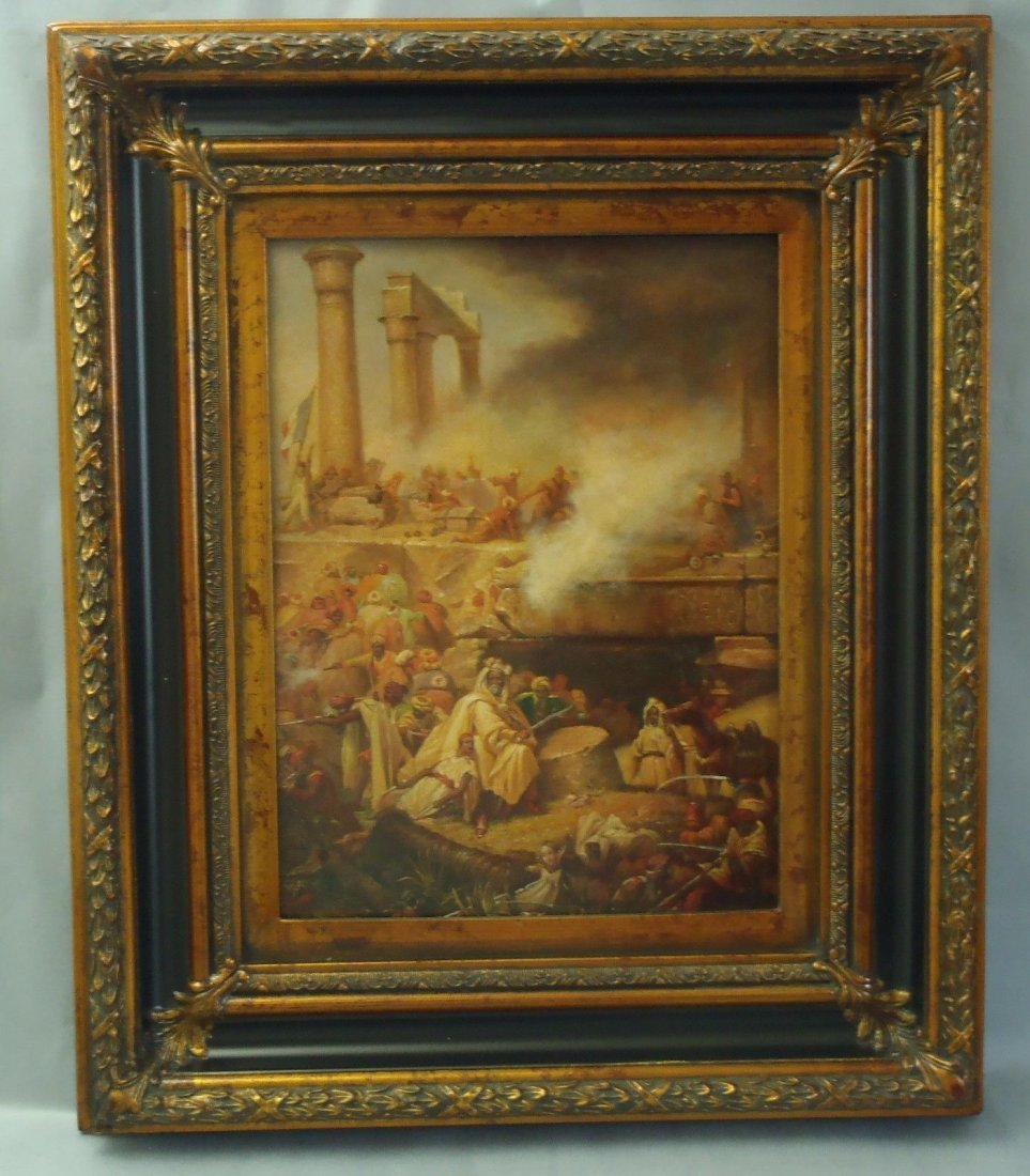Original Rodgers Neilson  1-st Franco-Moroccan War - 2