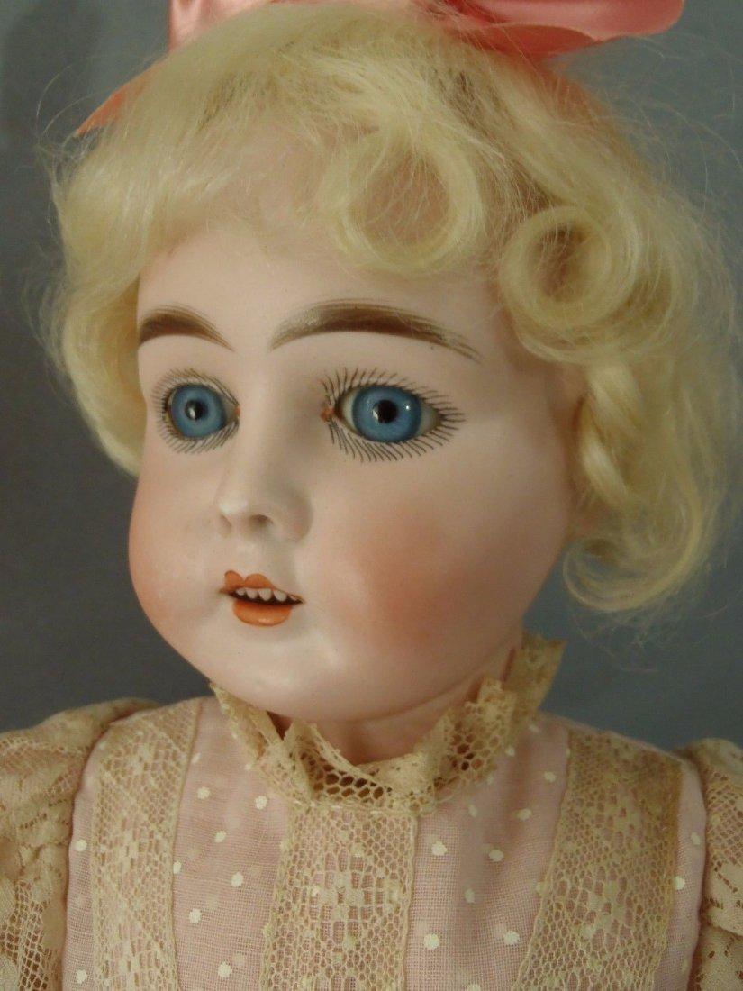 ANTIQUE Bébé BY MAX HANDWERCK ON ORIGINAL STAMED BODY