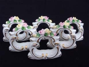 Vintage Rudolf Kammer Keramische Germany porcelain 6
