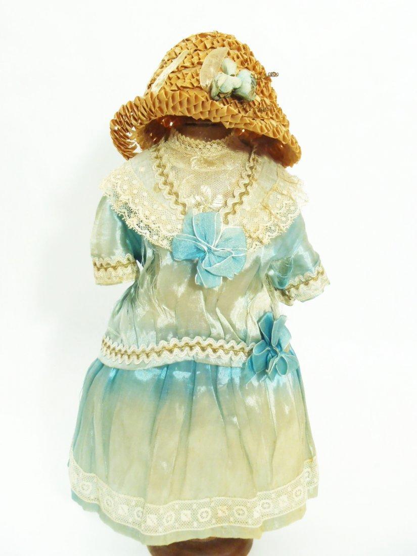 Art Deco Flapper silk BEBE Dress & original Bonnet for - 7