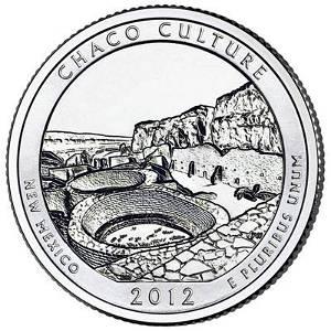 2012 Silver 5oz. Chaco Culture ATB