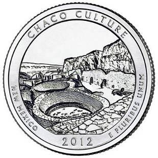 2012 Silver 5oz Chaco Culture ATB