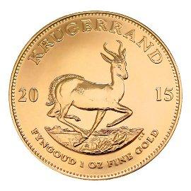 South Africa Gold Krugerrand 1 Ounce 2015