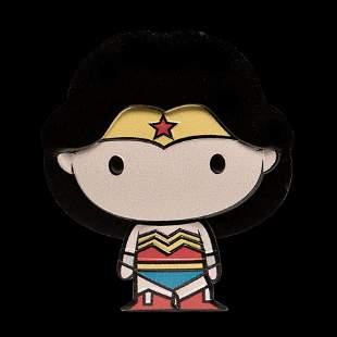 Collectible Chibi Coin Wonder Woman 2020 Niue 1 oz Silv