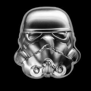 Collectible Star Wars Stormtrooper Helmet UHR 2020 Niue