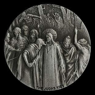 Collectible Biblical Series (The Judas Kiss) 2020 2 oz