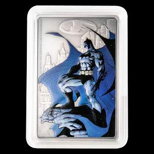 Collectible The Caped Crusader - Gotham City 2020 Niue