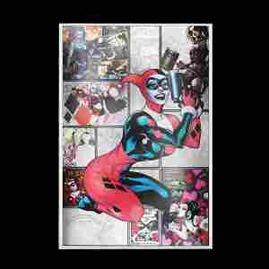 Collectible Batman Villains Harley Quinn 2019 Niue 5 gr