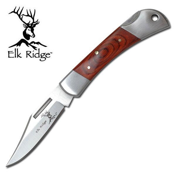 ELK RIDGE FOLDING POCKET KNIFE