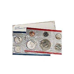 Uncirculated Mint Set 1974