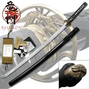 "RYUMON 41.5"" HAND FORGED SAMURAI SWORD"