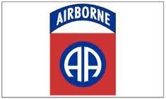 82nd Airborne Division - Flag