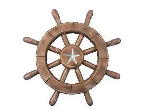"""12"""" SHIP WHEEL"""