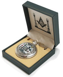 Masonic Alter Pocket Watch