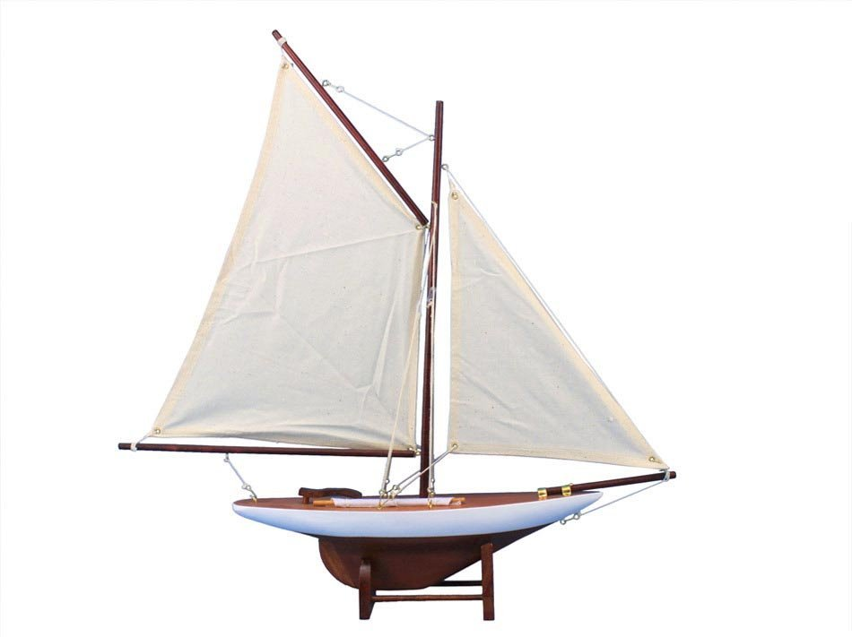 """Hand Made America's Cup Contender 18"""""""