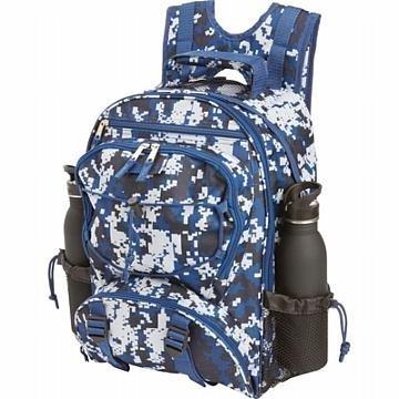 Extreme Pak Blue Digital Camouflage Backpack