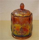 VINTAGE 1960S INDIANA GLASS JAR