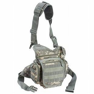 Extreme Pak Digital Camo EDC Tactical Bag