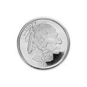 1 oz Silver Round - Buffalo (RMC)