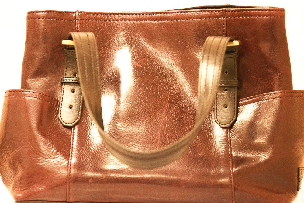 TIGMAMELLO VINTAGE CLASSIC LEATHER PURSE