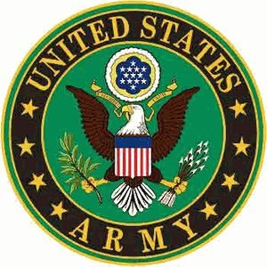 U.S. ARMY METAL SIGN