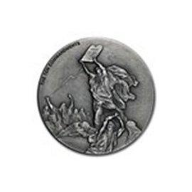 2 oz Silver Coin - Biblical Series (Ten Commandments)