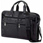 Embassy Solid Genuine Leather Portfolio/Briefcase