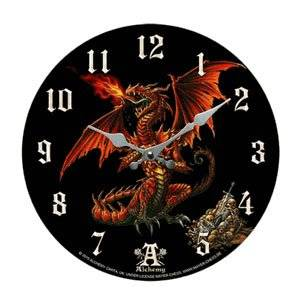 Theothalax Draconis Clock