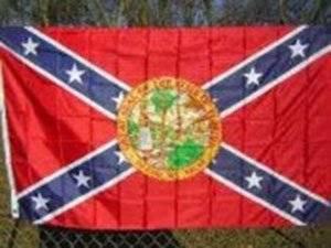 FLORIDA BATTLE FLAG 3' X 5'