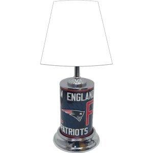 PATRIOTS TABLE LAMP