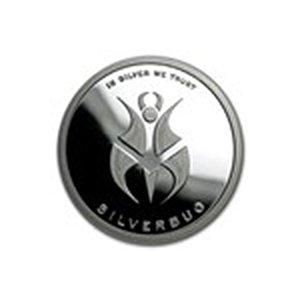 1 oz Silver Round - Silverbug Robobug