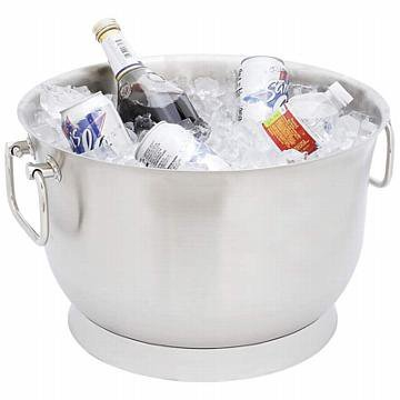 Wyndham House 24qt Stainless Steel Double Wall Party Tu