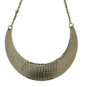 Ladies Stainless Steel Necklace
