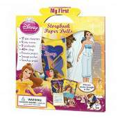 My First Belle Paper Dolls