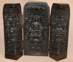 Beautiful Wood Carvings Og Buddha