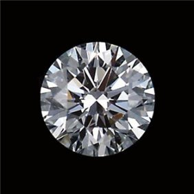 Gia Cert 0.56 Ctw Round Diamond D/vs2