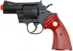 Tsd Sports Airsoft Spring Revolver - 2.5 Inch Barrel -