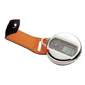 Visol Translator Digital And Analog Travel Alarm Clock