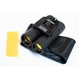 10x25 Binoculars; Lense Cleaner And Pouch Included
